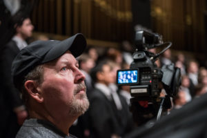 Bob Berg has earned numerous awards, including a National Emmy, 65 Regional Emmys, and twice named NPPA Regional Photographer of the Year.